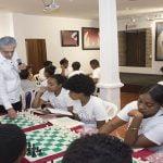 Centro Cultural BanReservas inicia el cuarto taller de ajedrez
