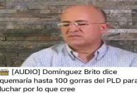 Yo me sumaría a la lucha del señor Domínguez Brito (Décima)