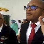 Huelga en Hospital Vinicio Calventi fue porque no había ni alcohol; Vídeos