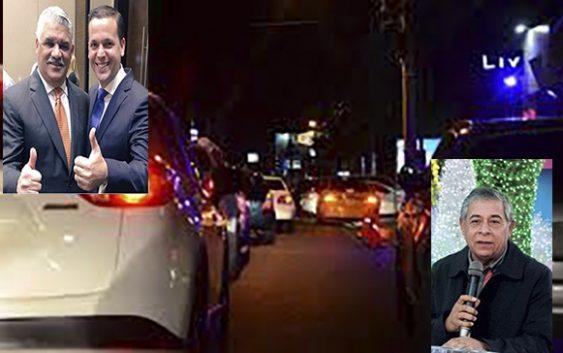 Hugo Beras honrará a Roberto Salcedo reinstalando este desorden del Parque de la Luces