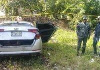 Identifican los tres jóvenes encontrados asesinados en un carro en La Vega