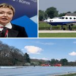 Avión se estrella en Alemania; Muere Natalia Fileva, la mujer más rica de Rusia