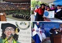 UASD y Utesa invistieron en grado y postgrado 2,330 profesionales en diversas áreas