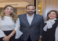 BanReservas y Visa República Dominicana ofrecieron cena a clientes