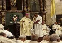 Monseñor Ozoria: Miseria, insalubridad, injusticia y violación a derechos es nuestra gran preocupación