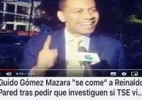 """Cuando el hijo del Moreno lo tildó de """"comemierda"""" (Décima)"""