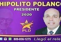 Hipólito Polanco presentará este miércoles 1º de mayo candidatura presidencial