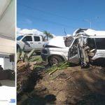 Muere Jhoell Romero y dos heridos en accidente en Autopista las Américas; Vídeos