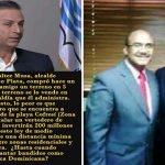 Denuncian Alcalde Puerto Plata compró terreno en 5 MM y se lo vende a la alcaldía en 52 MM