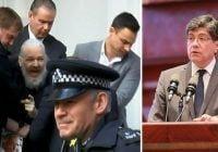 Ecuador, entregó a Assange por interferencia, amenazas, inconsistencias en su naturalización y salud