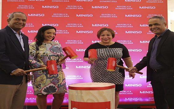 Miniso: Franquicia China con más de 3,500 tiendas en el mundo abre su cuarta en la RD