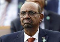 Ejército y Policía de Sudán asesina más de 60 en protesta por la dimisión del presidente