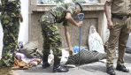 Terroristas del NTJ asesinan más de 207 personas en ocho ataques en Iglesias y hoteles; Vídeo
