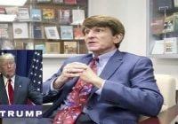 Profesor predijo nueve triunfos electorales y asegura Donald Trump será reelecto