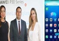 Altice presentó la serie P30 de Huawei; Vídeo