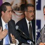 Frenesí contra Leonel Fernández; Francisco Javier García lo acusa de provocador e incendiario; Vídeo