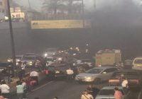 Tras incendio de vehículo en túnel Las Américas… Deberían los tuneles tener escalera de emergencia?; Vídeo