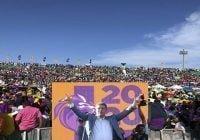 """Leonel Fernández: """"Hoy el pueblo habló y exije respeto a la Constitución y se preserve la Democracia"""""""