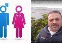 Denuncia bloqueo de Facebook por oponerse a la aberrante degeneración del genero; Vídeo