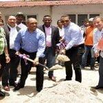 Egehid inicia construcción de centro de salud y agua potable a comunidad Mucha Agua
