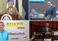 Fideles de Danilo arremeten contra Ministro de Economía Isidoro Santana; Vídeo