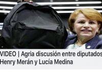 La famosa mochilera, hermana del presidente (Décima)