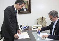 Gonzalo Castillo sigue violando la Constitución y las leyes; PRM pide a JCE actuar