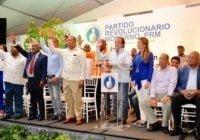 Peña Guaba y otros se juramentan en el PRM; Dice único partido que sintetiza el cambio