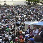 Abinader y la Constitución: Prometió protesta en el Congreso y cumplió el día de su cumpleaños; Twitter