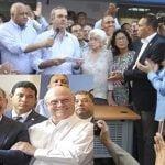 Abinader protesta hoy en el Congreso Nacional; Hipólito como aliado de Danilo, no
