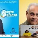 Alexis Beltré usurpará la presidencia de Acroarte a partir de hoy