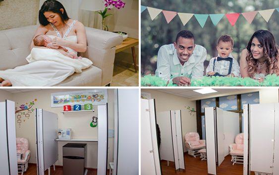 BanReservas aumenta días libres por licencia de maternidad y paternidad