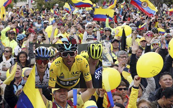 Egan Bernal primer ciclista latinoamericano y segundo del continente que logra el Tour de Francia