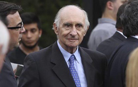 Muere a los 81 años de edad el expresidente de Argentina Fernando de la Rúa