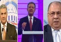 Gonzalo y Monchy tildan a Leonel, presidente de su partido de delincuente