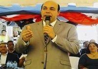Hipólito Polanco candidato a representar al PLD en las próximas elecciones inicia precampaña