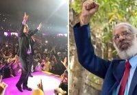 Protestas por la Constitución: Juan Hubieres y Leonel Fernández hoy en el Congreso Nacional