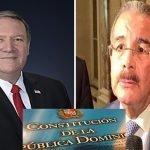 USA y Pompeo celebran reelección no encontrara diputados que se vendieran