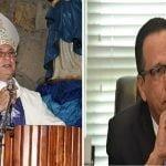 «Por respeto a los haitianos no se leerá la Biblia»; Monseñor Diomedes Espinal afirma este es un zopenco