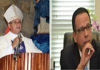 """""""Por respeto a los haitianos no se leerá la Biblia""""; Monseñor Diomedes Espinal afirma este es un zopenco"""