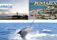 Extraño: Dos torneos de pesca los mismos días; Monte Cristi y Puntarena