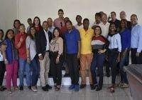 Filial del SNTP de Santo Domingo Este trabaja en la consecución de sus propósitos