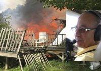 """Frank Knipping, """"El abogado del pueblo"""" y otra persona mueren tras estrellarse su avioneta contra casa"""