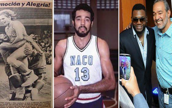 Muere exbasquetbolista inmortal del deporte de la RD Frank Prats; Estará expuesto en la Blandino