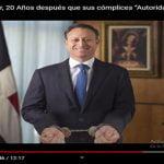 Ángel Martínez: Procurador debió entregarse (Hacerse preso él mismo el día de la Rueda de Prensa); Vídeo