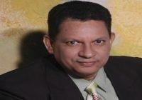 Restos de locutor y periodista Luis Manuel Soto a partir de las 11:00 en Cementerio Jardín Memorial