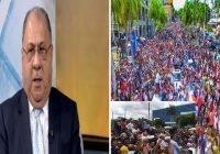 """Ahora es """"percepción"""" (Monchy Fadul) que acusa a Leonel de turbero y dice tendrán que sancionarlo"""