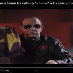 Para hablar de corrupción, se disfraza de ladrón (Décima); Vídeo