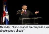 """Gonzalo y el presidente """"Invitan"""" bajo amenaza (Décima)"""