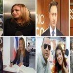 Estos son los que aprobaron el asesinato de Anibel González Ureña, por autorización e inacción; Procurador y Omega